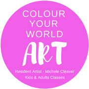 Colour Your World Art