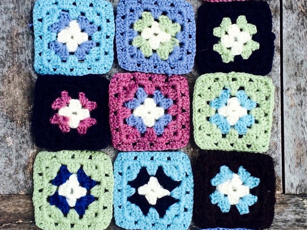 Crochet copy smaller