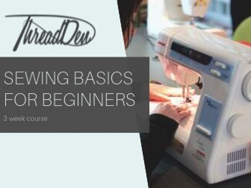 sewing basics class square