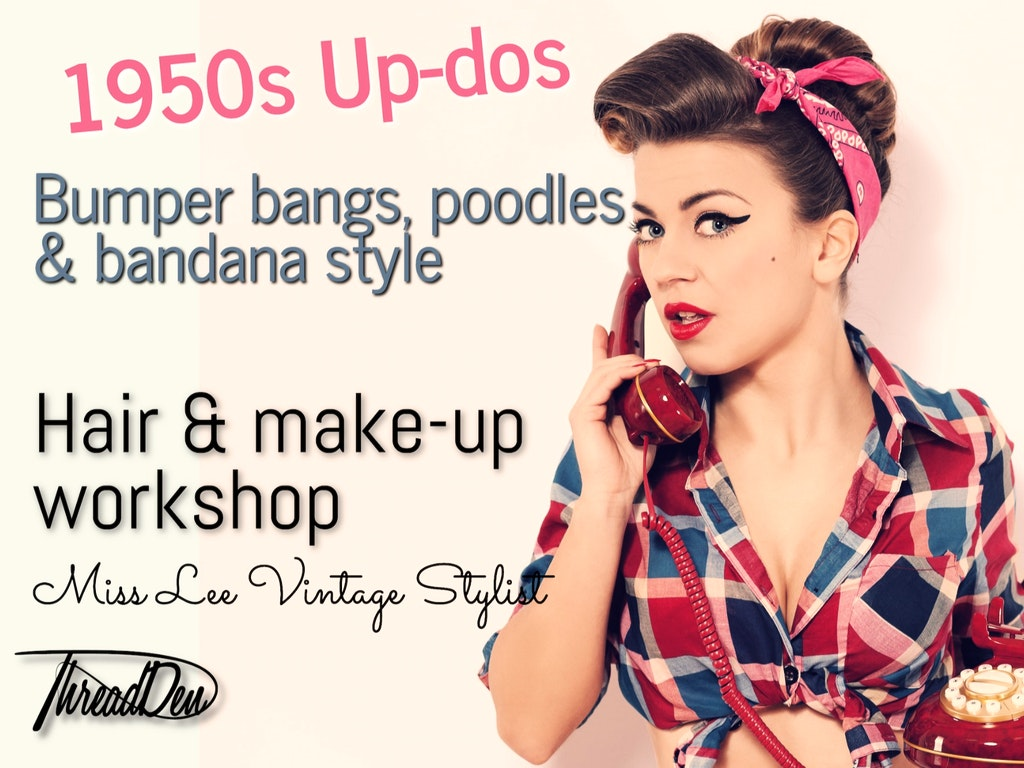 1950s Up Dos