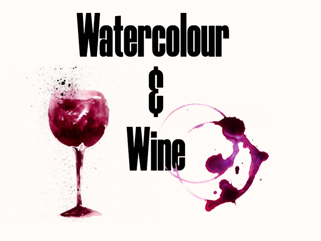 Watercolour&Wine