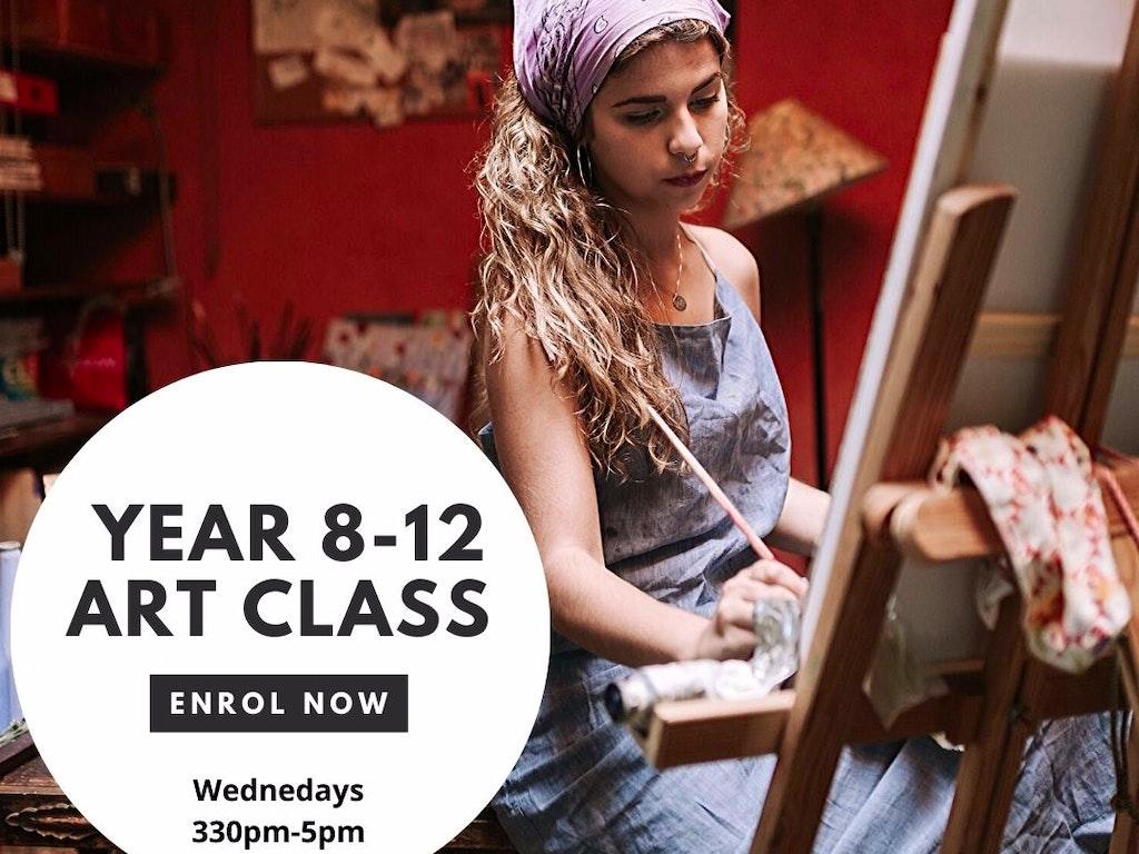 FB Cover School art classes-2