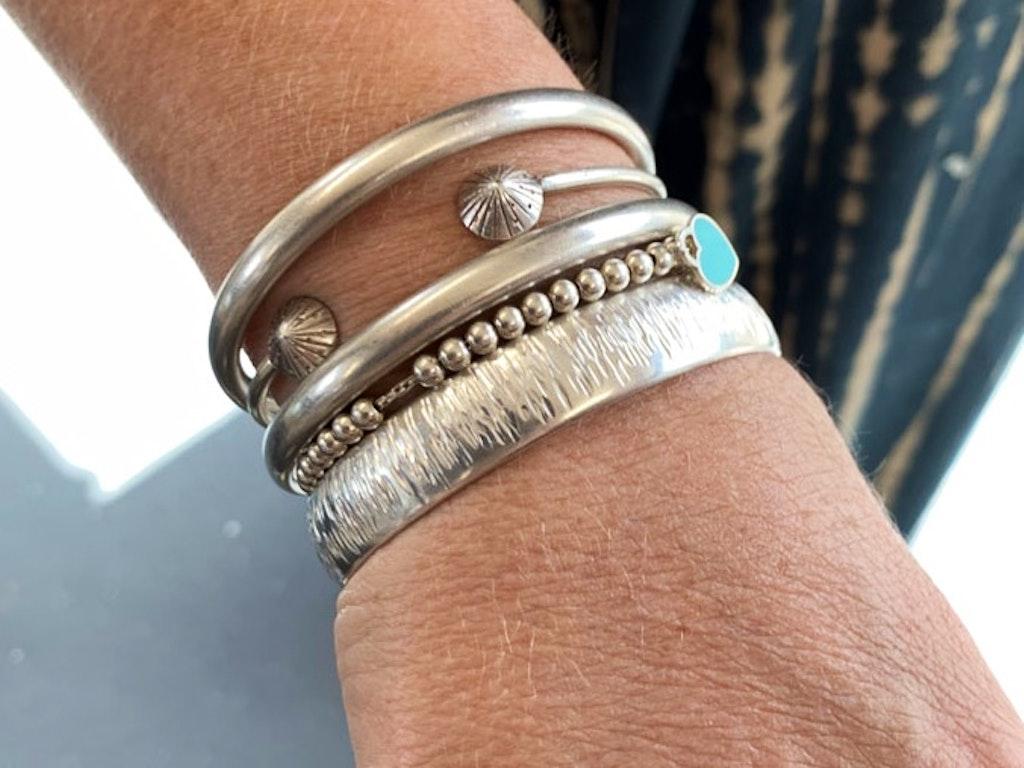 Silver-Bangle-Making