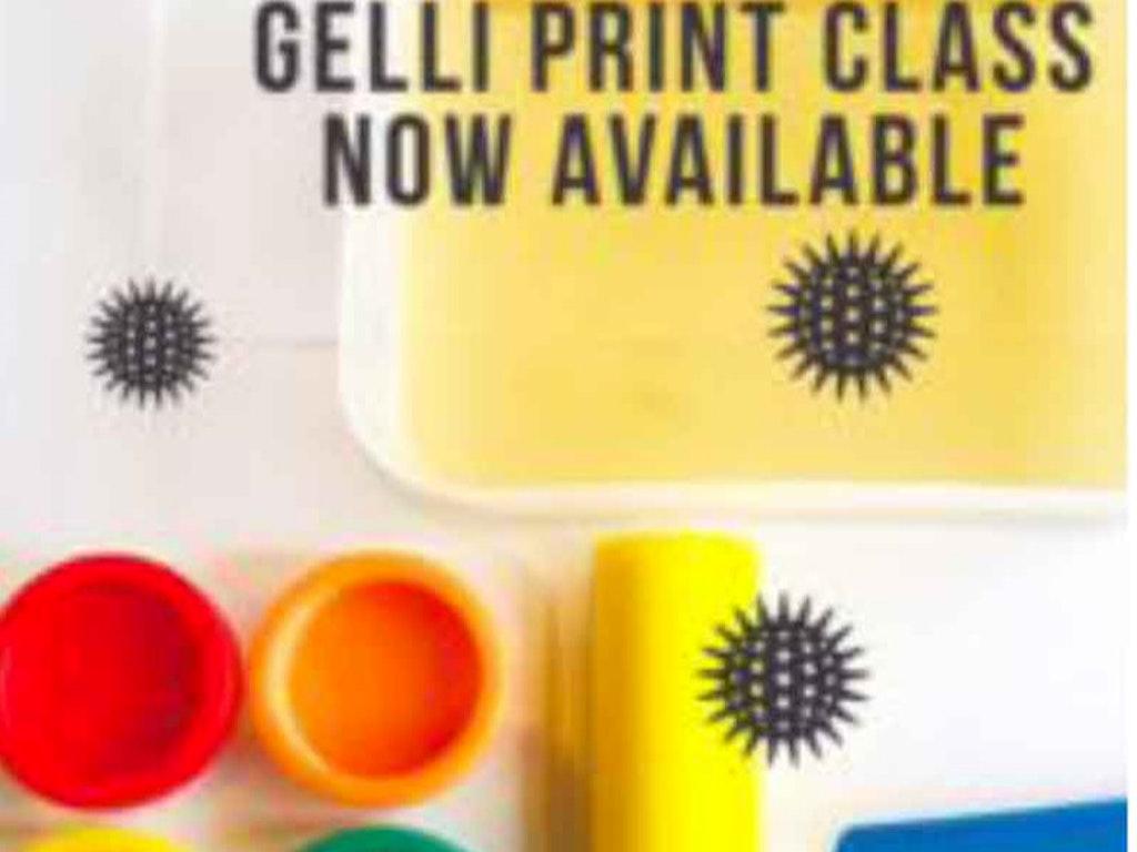 Gelli-Print-Online