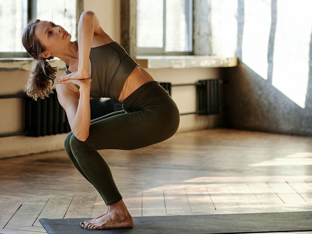 Kate yoga