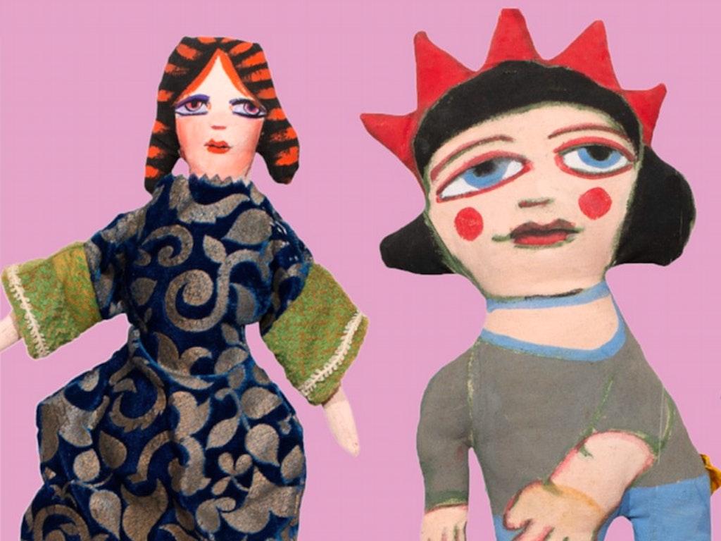 MIRKA doll making workshop