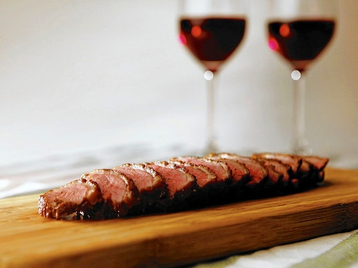 Duck & Pinot Masterclass with Brown Brothers Wines
