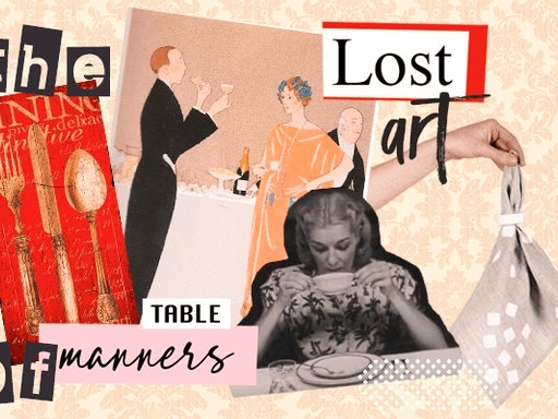 The Lost Art of Table Manners