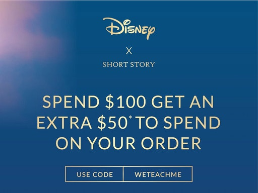 Spend $100, Get an Extra $50. On us!