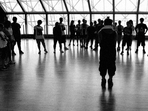 Dance Workshop with Etienne Khoo