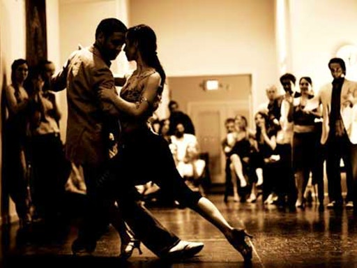 Authentic Argentine Tango Class with Victoria Tango (Photo Credit to Philadelphia Magazine)