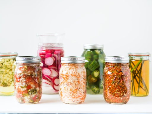 Fermenting Workshop at The Art of Eating (Photo Credit to Ashland)