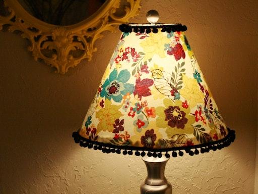 DIY Lampshade at Work-Shop (Photo Credit to Pixball)