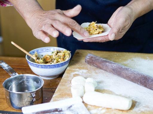 Asian Street Foods at The Humble Dumpling