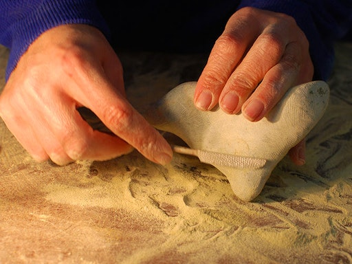 Introduction to Stone Carving at Work-Shop