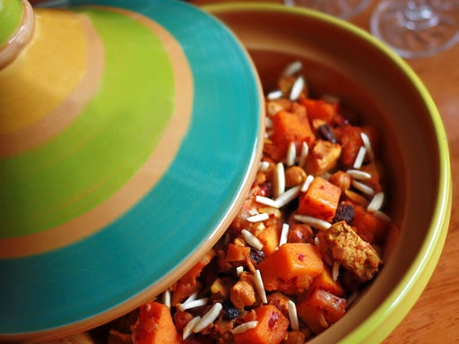 Moroccan Cooking with Tonja Jennings at CERES (Photo Via The Daring Gourmet)