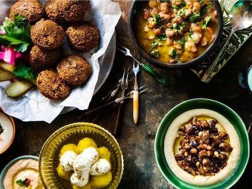 Yallateef! Lebanese Cooking Class by Oasis Bakery