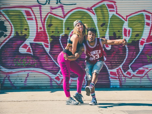 Hip Hop and Urban Choreography at Impulsive Artists in Motion