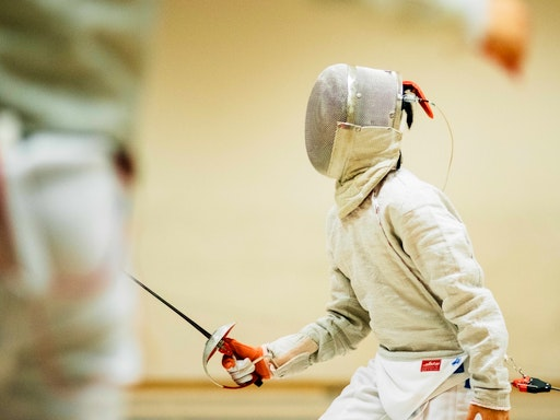 Learn How to Fence at SilverSword Fencing Academy (10-Week Programme)