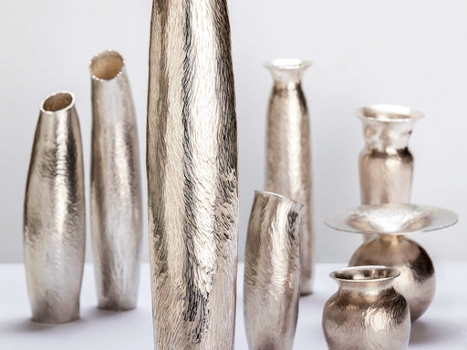 Silversmithing Skills with Contemporary Metal