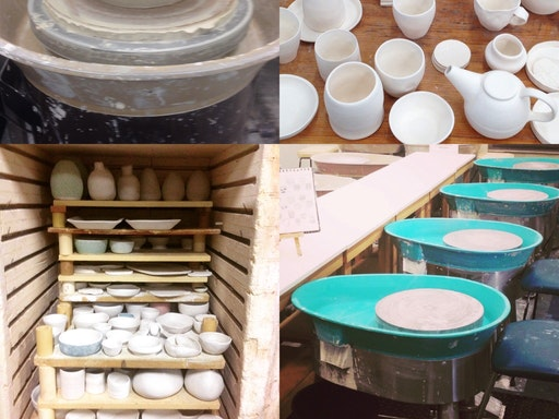 Adult Pottery Class 10-Week Course with Studio Artemis