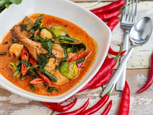 Thai Menu: Long Course Cooking Class at Spicers Tamarind Retreat
