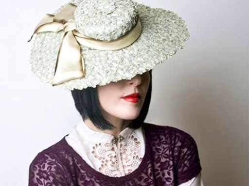 Hat Making Workshop Intensive Millinery with Julie Fleming
