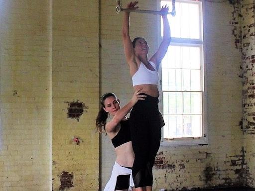 Circus Bootcamp: Summer School at Vulcana's Women Circus